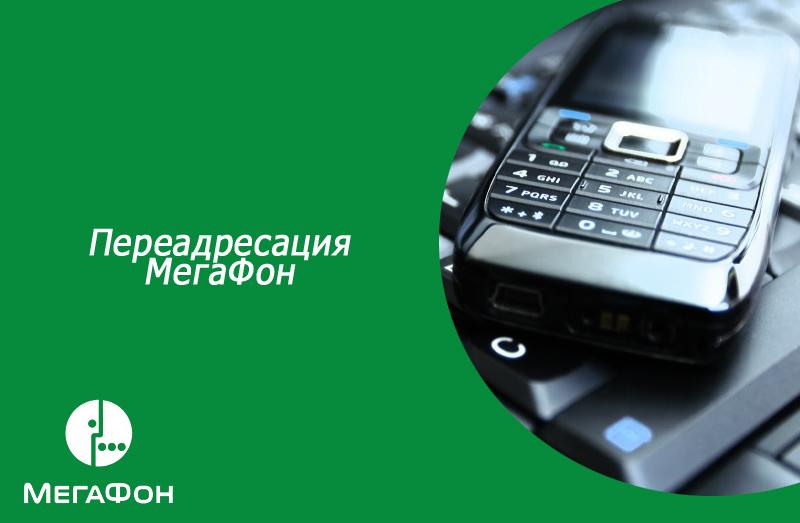 переадресация на другой номер Мегафон